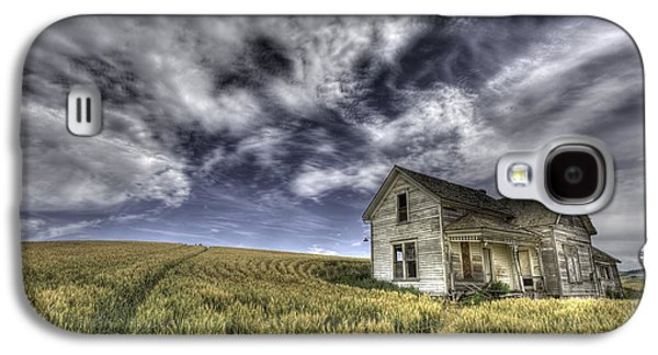 Farmhouse Galaxy S4 Case by Latah Trail Foundation