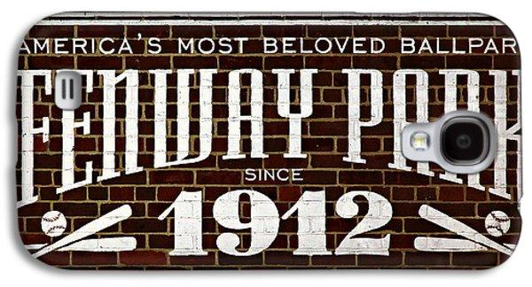 Fenway Park Galaxy S4 Case by Stephen Stookey
