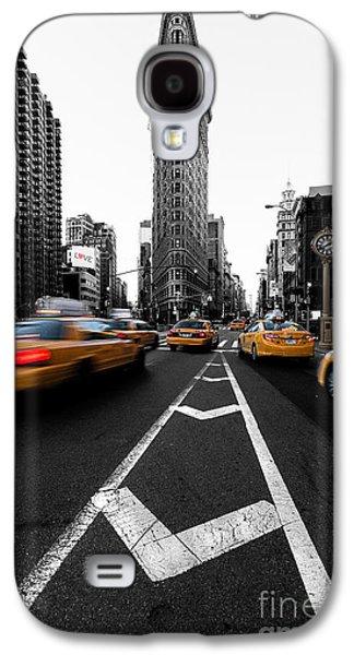 Flatiron Building Nyc Galaxy S4 Case