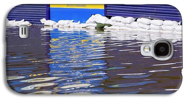 Flooding Galaxy S4 Case
