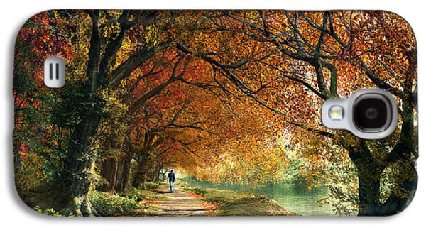 Forever Autumn Galaxy S4 Case by Dominic Davison