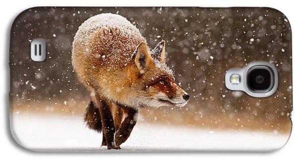 Fox First Snow Galaxy S4 Case