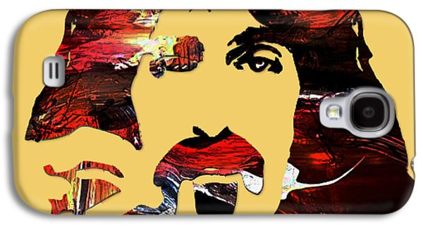 Frank Zappa Collection Galaxy S4 Case by Marvin Blaine