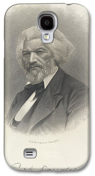Frederick Douglass Galaxy S4 Case by British Library