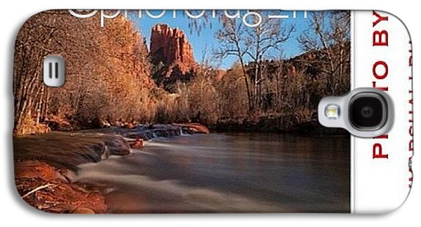 Friends, My Photo Is In The Galaxy S4 Case by Larry Marshall