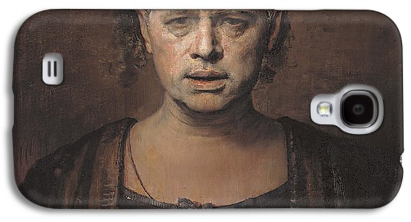 Frontal Galaxy S4 Case by Odd Nerdrum