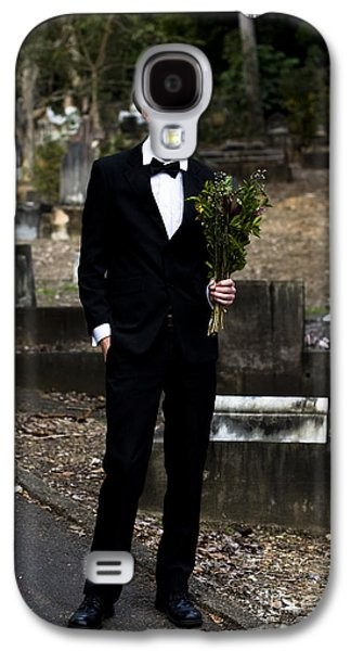 Funeral Attendee Galaxy S4 Case by Jorgo Photography - Wall Art Gallery