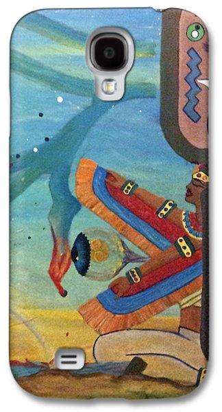 Galactic War Egyptian Release Galaxy S4 Case
