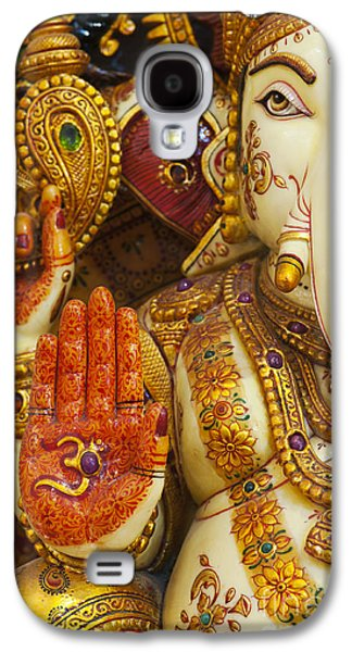 Ornate Ganesha Galaxy S4 Case by Tim Gainey