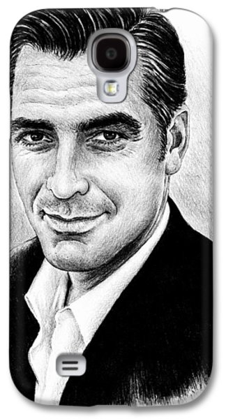 George Clooney Galaxy S4 Case