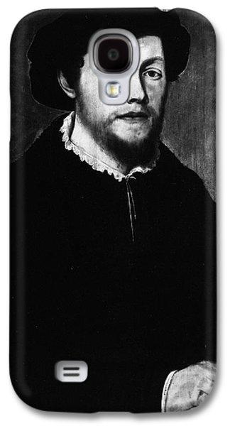 George Wishart (1513-1546) Galaxy S4 Case by Granger
