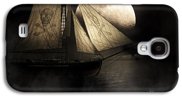 Ghost Ship Galaxy S4 Case by Jorgo Photography - Wall Art Gallery