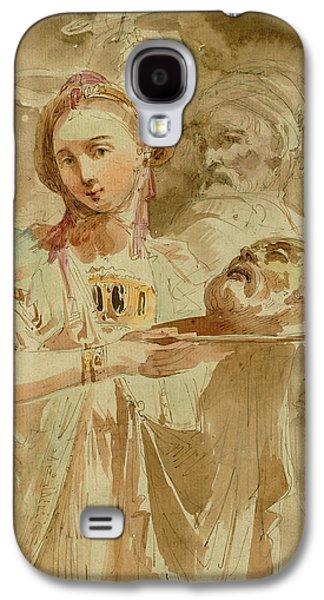 Giuseppe Bernardino Bison, Italian 1762-1844 Galaxy S4 Case by Litz Collection