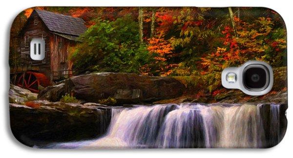 Glade Creek Grist Mill Galaxy S4 Case