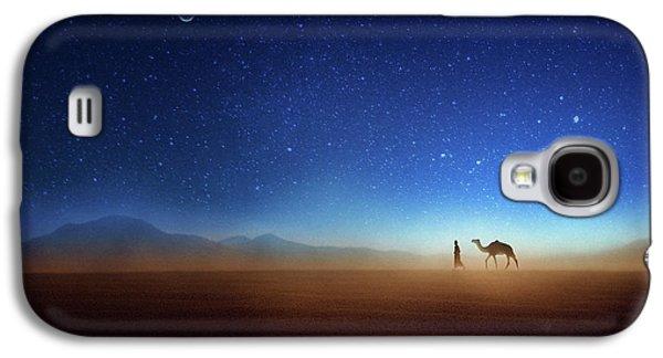 Camel Galaxy S4 Case - Go Home by Djeff Act