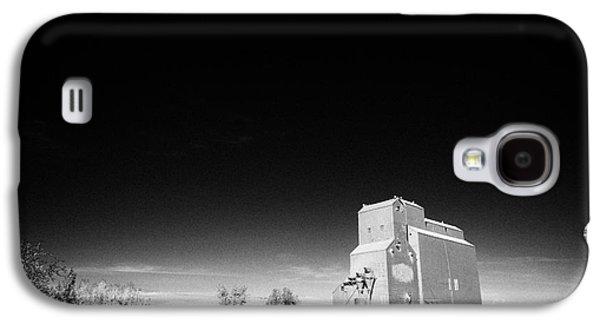 grain elevator landmark bengough Saskatchewan Canada Galaxy S4 Case