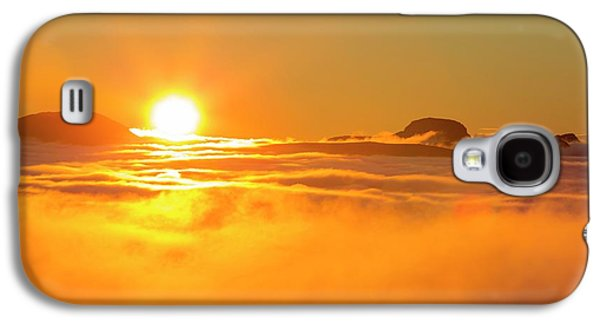 Great Gable From Red Screes Galaxy S4 Case