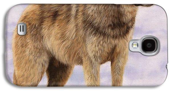 Grey Wolf Galaxy S4 Case