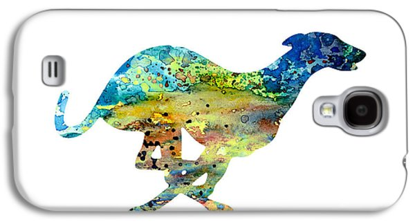 Greyhound  Galaxy S4 Case