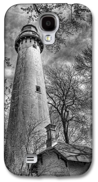 Grosse Point Lighthouse Galaxy S4 Case by Scott Norris