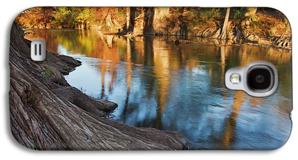 Guadalupe River, Texas Hill Country Galaxy S4 Case by Larry Ditto