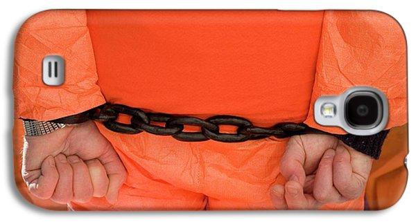 Guantanamo Protest Galaxy S4 Case