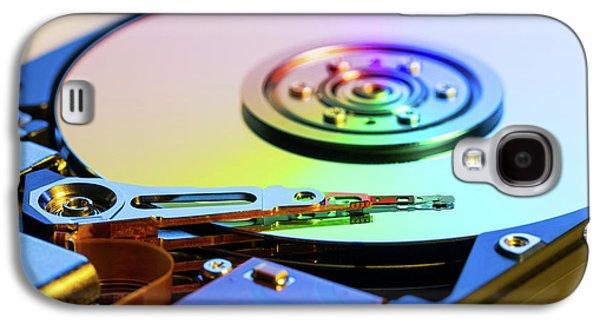 Hard Disc Drive Galaxy S4 Case by Wladimir Bulgar