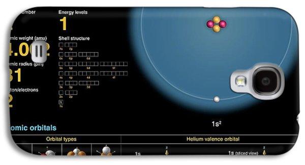 Helium Galaxy S4 Case