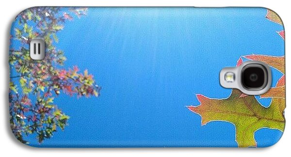 Sunny Galaxy S4 Case - Hello Autumn by CML Brown