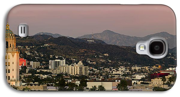 High Angle View Of A City, Beverly Galaxy S4 Case