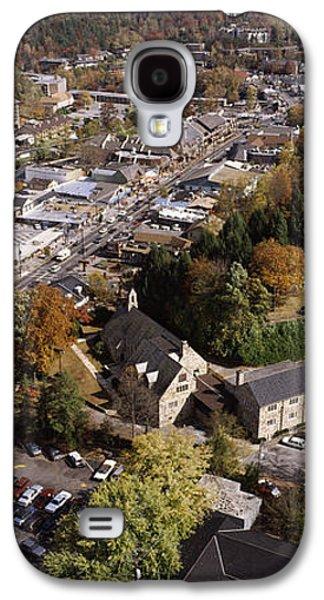 High Angle View Of A City, Gatlinburg Galaxy S4 Case