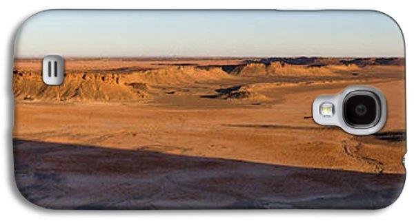 High Angle View Of Sahara Desert Galaxy S4 Case