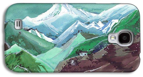 Himalaya 2 Galaxy S4 Case
