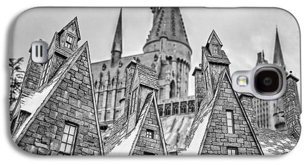 Postcard From Hogsmeade Galaxy S4 Case by Edward Fielding