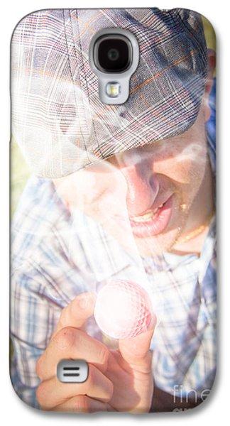 Hot Golf Galaxy S4 Case by Jorgo Photography - Wall Art Gallery
