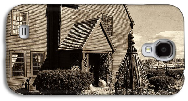 House Of The Seven Gables Galaxy S4 Case by Lourry Legarde
