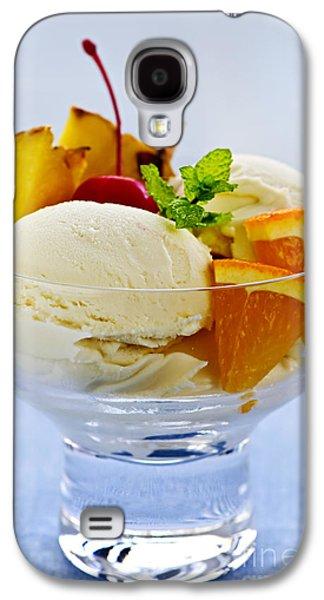 Ice Cream Galaxy S4 Case by Elena Elisseeva