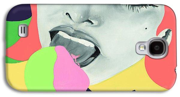 Ice Cream Galaxy S4 Case by Evelyne Axell