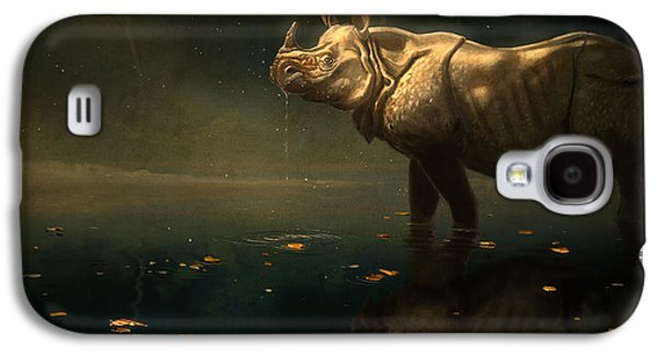 Indian Rhino Galaxy S4 Case