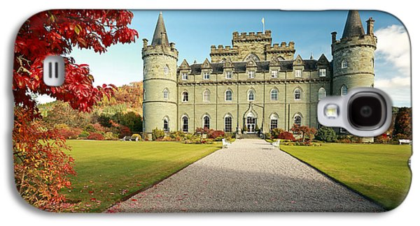Inveraray Castle Galaxy S4 Case