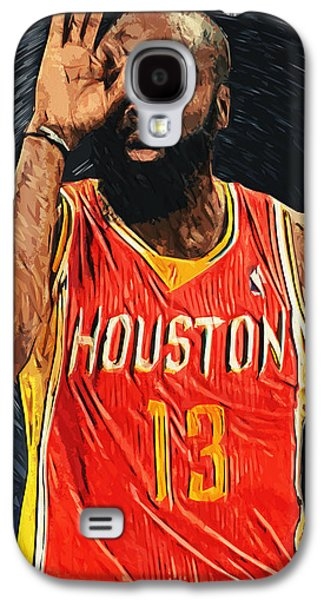James Harden Galaxy S4 Case