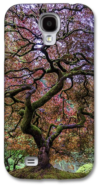 Japanese Maple Tree Galaxy S4 Case