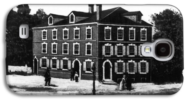 Jefferson's House, 1776 Galaxy S4 Case by Granger
