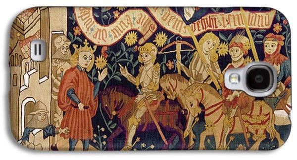 Joan Of Arc, 1429 Galaxy S4 Case by Granger