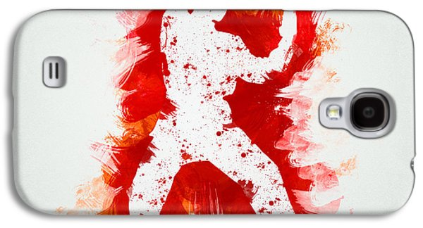 Karate Fighter Galaxy S4 Case