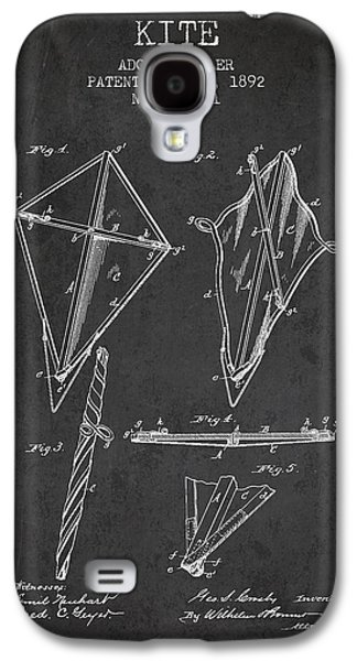 Kite Patent From 1892 Galaxy S4 Case by Aged Pixel