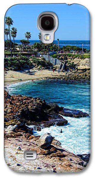 La Jolla Cove Galaxy S4 Case by Keith Ducker