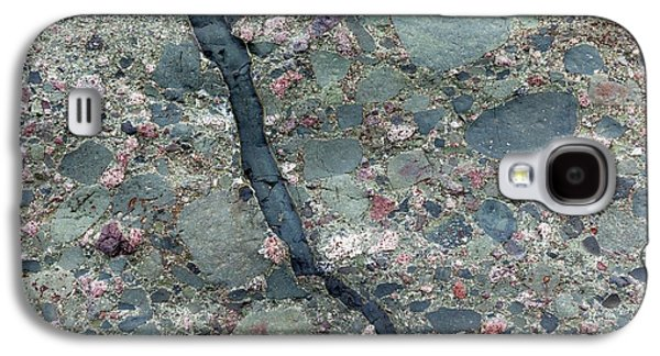 Lahar Deposit Rock Sample Galaxy S4 Case by Dr Juerg Alean