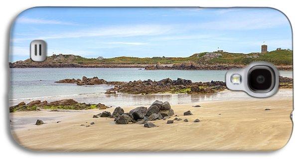L'ancresse Bay - Guernsey Galaxy S4 Case