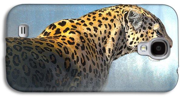 Leopard Galaxy S4 Case